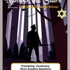 Number the Stars  Prereading/Vocabulary/Short Answer Questions