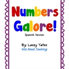 Numbers Galore-Spanish