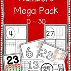 Numbers Mega Pack 0-30