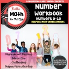 Numbers Workbook 0-10