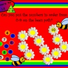 Numbers to 12 - Smartboard