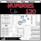 Numbers to 120 { I know Plenty, I can count to 120 } CCSS Pack