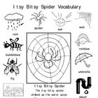 Nursery Rhyme Dictionaries and Vocabulary Word Cards 10 se