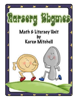 Nursery Rhyme Math and Literacy Unit
