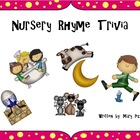 Nursery Rhyme Trivia for SmartBoard