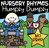 Nursery Rhymes ULTIMATE Math & Literacy Printables Collection