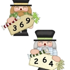 Nutcracker Number Families