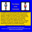 Nutcracker SMARTboard file. History of Nutcracker, Ballet,