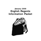 NYS English Regents Prep Packet