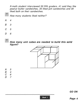NYS Math Practice Exam