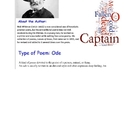 O Captain My Captain and Fredrick Douglas Poem Analysis an