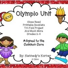 OLYMPIC ELA and MATH UNIT ~ Aligned to Common Core