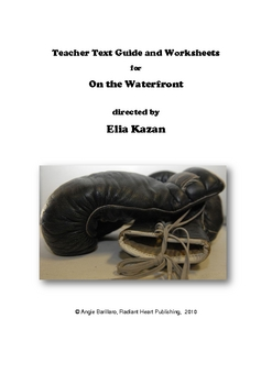 ON THE WATERFRONT- Questions, background worksheets
