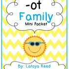 OT Word Family Mini Pack