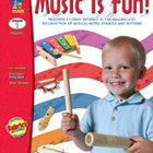 Music Is Fun! (Grade 1) (Enhanced eBook)