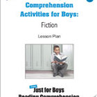 Reading Comprehension Activities for Boys: Fiction Grade 4
