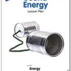 Sound Energy Lesson Plan