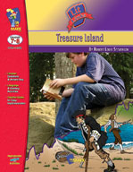 Treasure Island Lit Link: Novel Study Guide