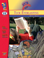Tuck Everlasting Lit Link Gr. 4-6: Novel Study Guide