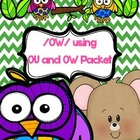 OW Packet! Meet Owl and Mouse (Poster, Games, Sorts and Wo