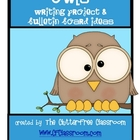 OWLS: A (K-5) Writing Project &amp; Bulletin Board Idea Kit