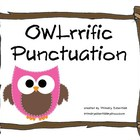 OWLrrific Punctutation