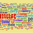Obama Second Inaugural Address Speech Argumentative Essay Wordle