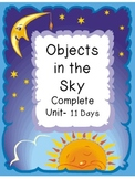 Objects in the Sky Complete Unit {Lesson Plans, Activities