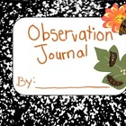 Observation Journal BUNDLE!!