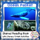 Ocean! 1-2, An Ocean For You! Shared Reading Book {with Co