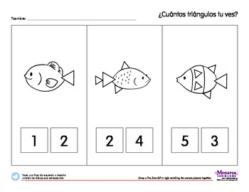 Ocean Animals Spanish Lesson (3s) - Los animales del oceano