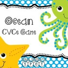 Ocean CVCe Word Game