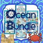 Ocean Classroom Organization and Decor Bundled Collection