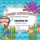 Ocean Commotion Literacy Centers