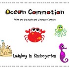 Ocean Commotion Print and Go Centers