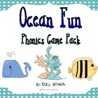 Ocean Fun Phonics Game Pack