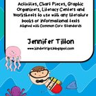 Ocean Life Literacy Unit-Activities, Chart Pieces, Literac