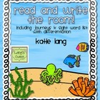 Ocean Read and Write the Room