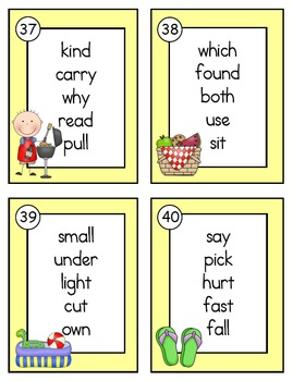 Ocean Sight Word ABC Order