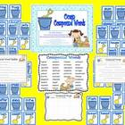 Ocean Theme Compound Words Center