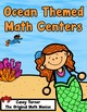 Ocean Themed Common Core Math Centers
