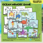 Ocean Themed Memory Game