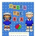 Ocean, Under the Sea Thematic Unit