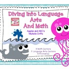 Ocean Unit: Diving into Language Arts and Math