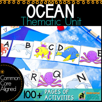 Ocean Unit: Thematic Common Core Curricular Essentials