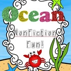 Oceans: Nonfiction Articles and Activities!