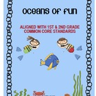 Oceans of Fun: Aligned with 1st and 2nd grade Common Core