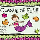Oceans of Fun! Literacy &amp; Math Pack