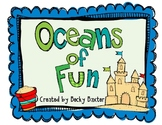 Oceans of Fun- Math and Literacy