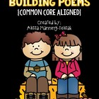 October Fluency Building Poems {Common Core Aligned}